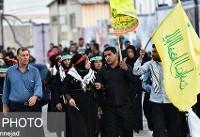آمادگی الحشد الشعبی عراق برای خدمترسانی به زائرین ایرانی