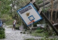 شدیدترین طوفان سال مهمان چین شد