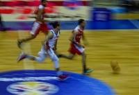 بهکارگیری دورگههای بسکتبال برای پنجره پنجم انتخابی جام جهانی