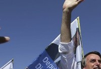 Leading Brazil candidate says he fears electoral fraud