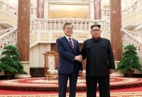 توافق دو کره برای میزبانی مشترک المپیک ۲۰۳۲/ ترامپ: بسیار هیجانانگیز است