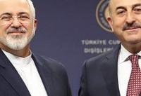تماس تلفنی وزرای خارجه ایران و ترکیه درباره توافق ادلب
