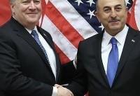 وزرای خارجه ترکیه و آمریکا درباره توافق ادلب گفتگو کردند