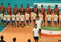 حریفان والیبال ایران در مرحله دوم قهرمانی جهان مشخص شدند: آمریکا، بلغارستان و کانادا