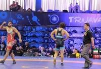 کورس قهرمانی فرنگیکاران ایران با روسها/ با سه طلا صدرنشین هستیم