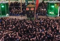 ویدئو / آئین سنتی «یا عباس، یا عباس» در تکیه بازار شاهرود