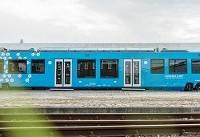 نخستین قطار هیدروژنی جهان آغاز به کار کرد (+تصاویر)