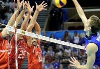 صعود با طعم پیروزی | ایران پیروز ماراتن والیبال برابر فنلاند سخت کوش