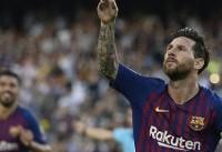 آغاز لیگ قهرمانان اروپا با درخشش لئو مسی