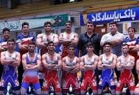 تیم ملی کشتی فرنگی جوانان ایران قهرمان جهان شد