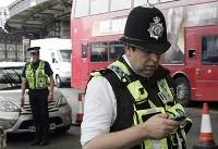 حمله خودرویی به مردم در مقابل مسجدی در لندن