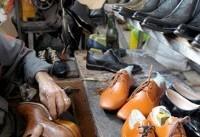 عراق و افغانستان چقدر کفش ایرانی میخرند؟
