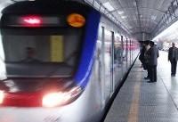 ساعت کار متروی تهران تا ساعت ۲۴ تمدید شد