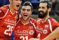 کار سخت تیم ملی والیبال ایران در گروه G | رویارویی با آمریکا در مسابقات ...