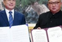 توافق سران دو کره: خلع سلاح اتمی کردن و میزبانی مشترک المپیک ۲۰۳۲