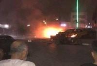 انفجار یک خودروی بمب گذاری شده در Â«کرکوک» عراق/۳ تن زخمی شدند
