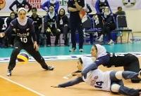 شکست دختران والیبالیست ایران برابر چین