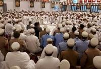 برگزاری مراسم عزادارای در کراچی با جمعیتی چندین هزار نفری