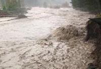 گزارش تجمیع وقوع بارش و جاری شدن سیلاب در ۲ استان