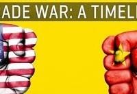 ارگان حزب حاکم چین: با آمریکا هجومی برخورد میکنیم