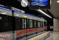 خلاء آنتندهی موبایل در مترو نداریم