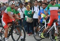 پایانی تلخ در انتظار سلطان دوچرخهسواری جاده آسیا