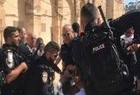 رژیم صهیونیستی ۱۰ شهروند فلسطینی را بازداشت کرد