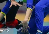 مصاف گچساران و لارستان در هفته چهارم لیگ برتر هندبال زنان