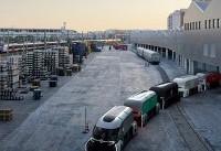 حمل بار در سطح شهر با خودروهای خودران شرکت