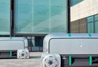 ایده رباتهای خودران رنو برای تحویل کالا (+فیلم و عکس)