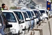 وضعیت ترافیکی جادهها | هراز و کندوان دو روز آینده یک طرفه میشود