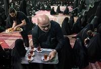 عزاداری عاشورای حسینی تهران +عکس