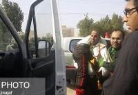 برقراری آرامش نسبی در محل رژه نیروهای مسلح در اهواز