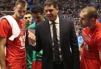 بدون شک دریافت نقطه ضعف اصلی ایران بود/ معروف از نوابغ دنیای والیبال است