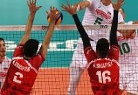 اسکریموف بهرین بازیکن دیدار والیبال ایران برابر بلغارستان