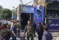 حمله تروریستی در رژه نیروهای مسلح در اهواز / تسنیم: مهاجمان گریختند  (+عکس و فیلم)