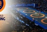 حذف کشتی گیر اسرائیلی از جدول رقابتهای جوانان جهان بدلیل عدم رعایت ...
