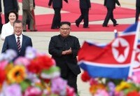 After warm words, US tells Kim Jong-un that concessions will only come after denuclearisation