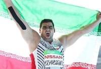 نایب قهرمان پارالمپیک: هدفم کسب طلا و شکستن رکورد است