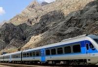 سیر قطارها طبق زمان درج شده بر روی بلیت