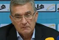 برانکو: لیگ ایران ضعیف نیست و از قطر و امارات هم بهتر است/ «سیدجلال» بهترین بازیکن ایران است
