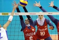 جام کنفدراسیون والیبال آسیا /هشتمی بانوان ایران در آسیا