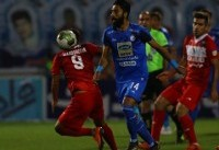ادامه ناکامی استقلال در لیگ برتر با توقف مقابل نساجی