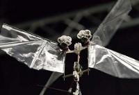 ساخت رباتی که مانند یک حشره واقعی پرواز میکند