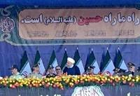 لحظه مطلع کردن روحانی از حمله تروریستی اهواز/عکس