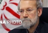 لاریجانی: جنایت اهواز ادامه خباثتهای ۴۰ سال گذشته علیه انقلاب و نظام است