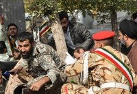 Islamic State group claims Iran parade attack: propaganda agency