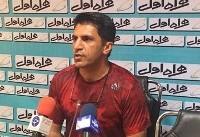امامیفر: شرمنده هواداران شدیم/ استقلال باید در کورس قهرمانی باشد