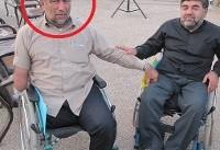شهادت جانباز۷۰ درصد در حمله تروریستی اهواز (+عکس)