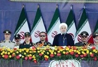 روحانی : تاریخ دفاع ۸ ساله سرمشق و راه آینده ما است